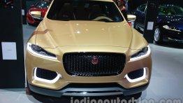 Auto Expo Live - Jaguar C-X17 crossover concept showcased