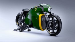 IAB Report - Lotus Motorcycles C-01 unveiled