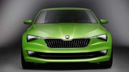 IAB Report - Skoda VisionC concept previews an Octavia Coupe