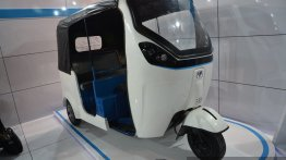 Auto Expo Live - Terra Motors unveils A4000i e-scooter and T4 e-rickshaw
