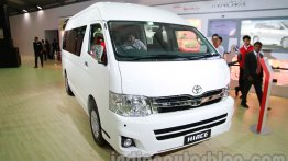 Auto Expo Live - Toyota Hiace, GT 86 showcased