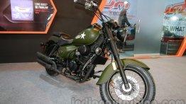 Auto Expo Live - UM unveils Renegade Sport, Renegade Commando, XTreet; launch in mid-2014