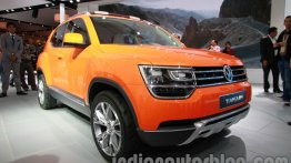 Report - Production VW Taigun to debut at Sao Paulo Motor Show
