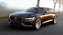 IAB Report - Volvo releases info, pics and videos of the Concept Estate