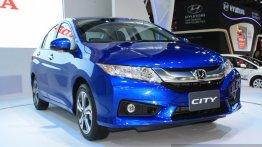 Bangkok Live - 2014 Honda City (featuring 6 airbags, touch-screen, VSA)