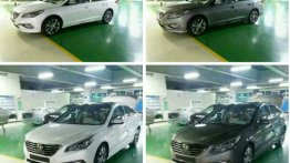 Report - 2015 Hyundai Sonata spied, receives over 10,000 bookings prior to its March 24 launch