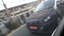 Spied - IAB reader snaps LED taillights on the 2015 Hyundai i20