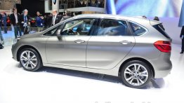Report - BMW expects 75 percent of Active Tourer customers to be first time BMW buyers