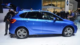 IAB Report - No launch plans for BMW 2 Series Active Tourer hatch in India