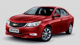 Egypt - China-built 2014 Chevrolet Optra launched