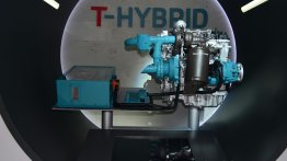 IAB Report - Kia showcases new T-Hybrid system at Geneva, announces 7-speed DCT