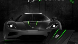 IAB Report - Koenigsegg and Razer announce a limited edition laptop