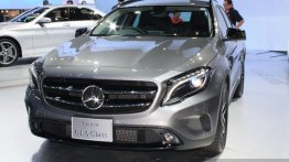 Report - Mercedes considering GLA coupe-crossover variant