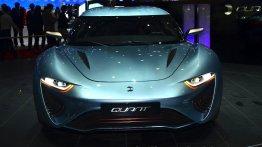 Geneva Live - NanoFLOWCELL Quant-e Sportlimousine
