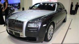 Bangkok Live - Rolls-Royce Ghost Majestic Horse