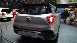 Geneva Live - Ssangyong XLV Concept unveiled