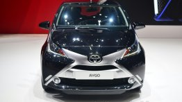 Geneva Live - New Toyota Aygo [Update - Presented in Goodwood]