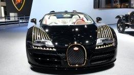 "Beijing Live - Bugatti Veyron Grand Sport Vitesse ""Black Bess"" Special Edition"