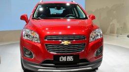 Beijing Live - Chevrolet Trax Changku