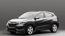2014 New York Auto Show - Honda HR-V (Honda Vezel)