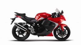 IAB Report - 2014 Hyosung GT250R launched at INR 2.76 lakhs