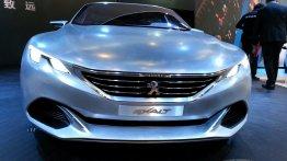 Beijing Live - Peugeot Exalt concept