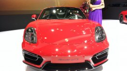 Porsche Boxster GTS, Cayman GTS launched in India - IAB Report