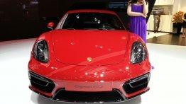 Beijing Live - Porsche Boxster GTS and Porsche Cayman GTS