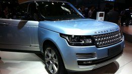 IAB Report - Range Rover Hybrid Long Wheelbase launched at Beijing Motor Show