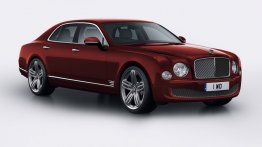 United Kingdom - Bentley Mulsanne 95 special edition model announced