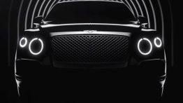 IAB Report - Bentley SUV teased, to launch in 2016