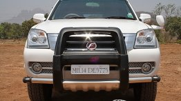 IAB Report - Force One 4x4 LX priced at INR 13.74 lakhs