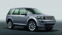 IAB Report - Land Rover Freelander Metropolis Edition announced
