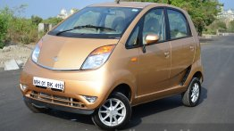 Report - Tata Motors shuts Sanand plant temporarily to control Nano inventory