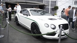 2014 Goodwood Live - Bentley Continental GT3-R