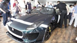 2014 Goodwood Live - Jaguar F-Type Project 7