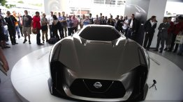 2014 Goodwood Live - Nissan Concept 2020