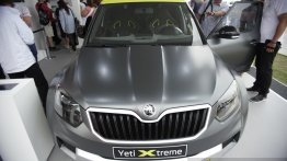 2014 Goodwood Live - Skoda Yeti Xtreme