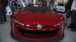 2014 Goodwood Live - VW GTI Roadster Concept