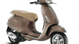 Report - Vespa Elegante to launch in India during Diwali