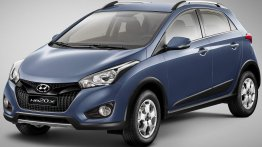 Brazil - 2015 model year Hyundai HB20 range revealed