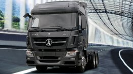 Report - Chinese CV major BeiBen Trucks looking to enter India