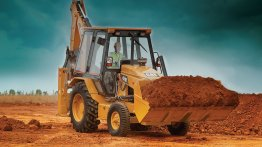 IAB Report - Caterpillar launches refreshed 424B backhoe loader