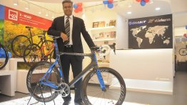 IAB Report - Giant Bicycles launches world's fastest bicycle in India at INR 10.59 lakhs