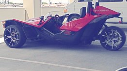 Spied - Polaris Slingshot, to be unveiled on July 27