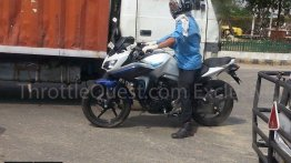 Spied - Yamaha Fazer FI V2.0 is ready for launch