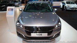 Moscow Live - 2015 Peugeot 508 facelift, 208 GTi, 308 R and RCZ