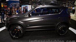 Moscow Live - Chevrolet Niva Concept