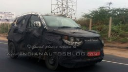 Report - Mahindra S101 to get new 1.2-litre three-cylinder petrol and diesel motors