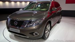 Moscow Live - Nissan Sentra and Pathfinder SUV
